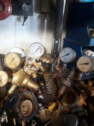 مانومتر المانی در گروه خرید و فروش صنعتی، اداری و تجاری در آذربایجان شرقی در شیپور-عکس1