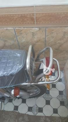 موتور تکتاز فابریک 81 در گروه خرید و فروش وسایل نقلیه در خوزستان در شیپور-عکس2