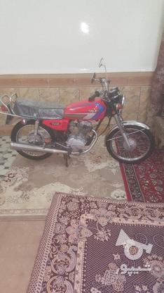 موتور تکتاز فابریک 81 در گروه خرید و فروش وسایل نقلیه در خوزستان در شیپور-عکس6