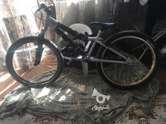 دوچرخه تریال 26معاوضه بالاری در گروه خرید و فروش ورزش فرهنگ فراغت در البرز در شیپور-عکس3