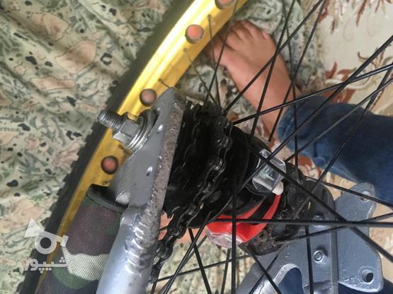 دوچرخه تریال 26معاوضه بالاری در گروه خرید و فروش ورزش فرهنگ فراغت در البرز در شیپور-عکس5