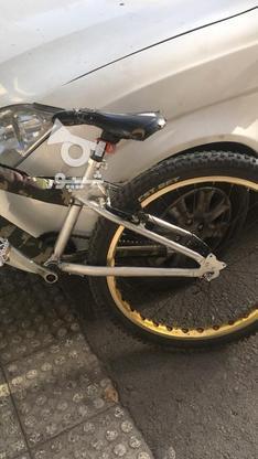 دوچرخه تریال 26معاوضه بالاری در گروه خرید و فروش ورزش فرهنگ فراغت در البرز در شیپور-عکس6