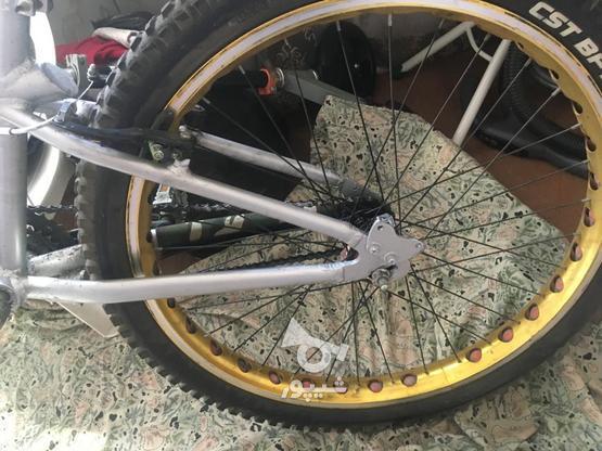 دوچرخه تریال 26معاوضه بالاری در گروه خرید و فروش ورزش فرهنگ فراغت در البرز در شیپور-عکس4