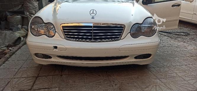 الگانس c240 اوراقی در گروه خرید و فروش وسایل نقلیه در آذربایجان غربی در شیپور-عکس7