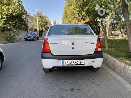 تندر نود مدل 95 در گروه خرید و فروش وسایل نقلیه در البرز در شیپور-عکس2