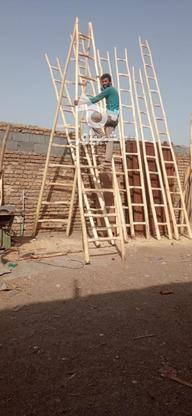 نردبان باغی و شهری در گروه خرید و فروش خدمات و کسب و کار در خراسان رضوی در شیپور-عکس1