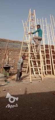 نردبان باغی و شهری در گروه خرید و فروش خدمات و کسب و کار در خراسان رضوی در شیپور-عکس2