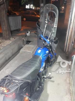 موتورسیکلت در گروه خرید و فروش وسایل نقلیه در تهران در شیپور-عکس3
