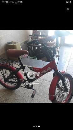 دوچرخه سایز 16 BMX در گروه خرید و فروش ورزش فرهنگ فراغت در اصفهان در شیپور-عکس1