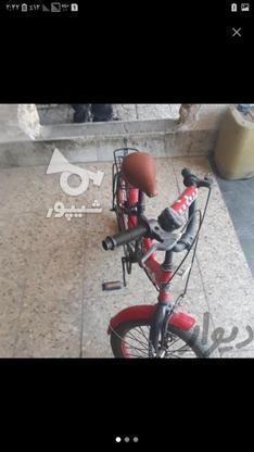 دوچرخه سایز 16 BMX در گروه خرید و فروش ورزش فرهنگ فراغت در اصفهان در شیپور-عکس3