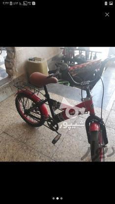 دوچرخه سایز 16 BMX در گروه خرید و فروش ورزش فرهنگ فراغت در اصفهان در شیپور-عکس2