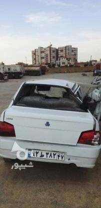 پراید تصادفی در گروه خرید و فروش وسایل نقلیه در مرکزی در شیپور-عکس1
