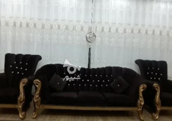 مبل 8نفره چوب در گروه خرید و فروش لوازم خانگی در آذربایجان غربی در شیپور-عکس1