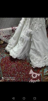 لباس عروس توری در گروه خرید و فروش لوازم شخصی در مازندران در شیپور-عکس2