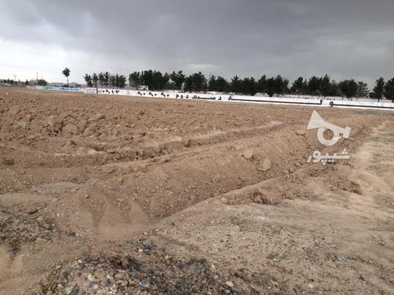 5000 متر زمین بر اتوبان اصفهان در گروه خرید و فروش املاک در اصفهان در شیپور-عکس1