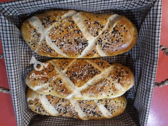 نان سالم و خوشمزه و حجیم خانگی در گروه خرید و فروش خدمات و کسب و کار در مازندران در شیپور-عکس7
