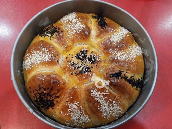 نان سالم و خوشمزه و حجیم خانگی در گروه خرید و فروش خدمات و کسب و کار در مازندران در شیپور-عکس4
