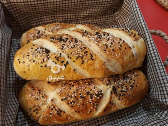 نان سالم و خوشمزه و حجیم خانگی در گروه خرید و فروش خدمات و کسب و کار در مازندران در شیپور-عکس2