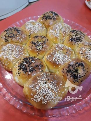 نان سالم و خوشمزه و حجیم خانگی در گروه خرید و فروش خدمات و کسب و کار در مازندران در شیپور-عکس1
