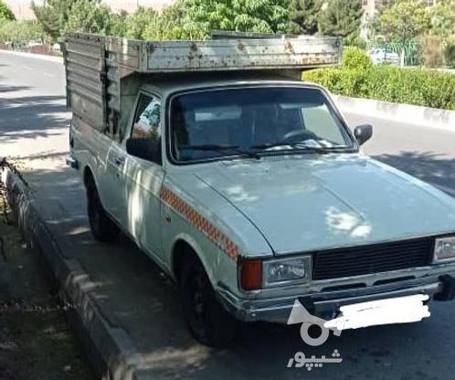 وانت پیکان 92 دوگانه شرکتی در گروه خرید و فروش وسایل نقلیه در آذربایجان شرقی در شیپور-عکس2