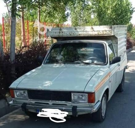 وانت پیکان 92 دوگانه شرکتی در گروه خرید و فروش وسایل نقلیه در آذربایجان شرقی در شیپور-عکس1
