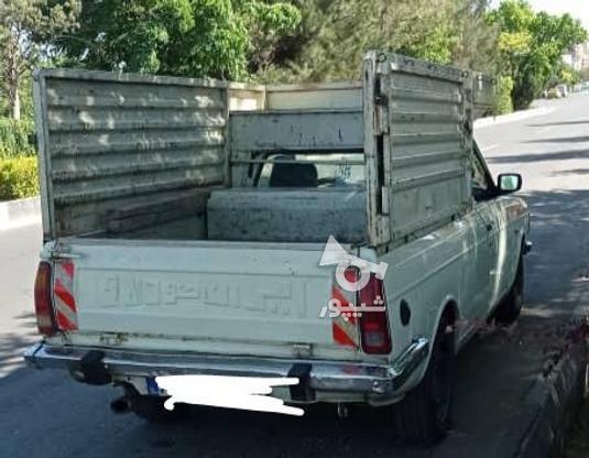 وانت پیکان 92 دوگانه شرکتی در گروه خرید و فروش وسایل نقلیه در آذربایجان شرقی در شیپور-عکس3