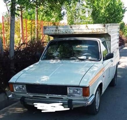 وانت پیکان 92 دوگانه شرکتی در گروه خرید و فروش وسایل نقلیه در آذربایجان شرقی در شیپور-عکس4