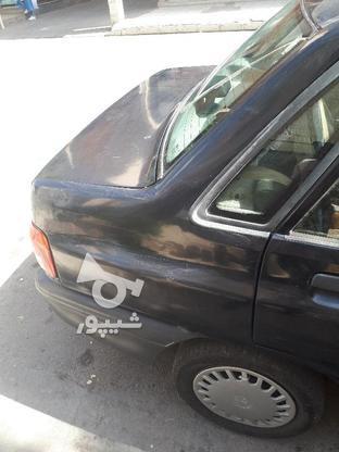 پراید صندوق دار دوگانه سوز انژکتور 83 در گروه خرید و فروش وسایل نقلیه در البرز در شیپور-عکس3