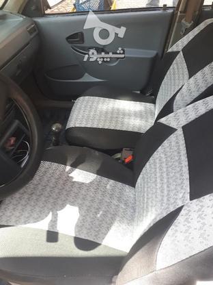 پراید صندوق دار دوگانه سوز انژکتور 83 در گروه خرید و فروش وسایل نقلیه در البرز در شیپور-عکس7