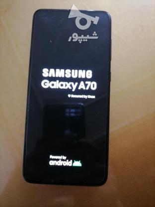 گوشی موبایل A70 سامسونگ در گروه خرید و فروش موبایل، تبلت و لوازم در تهران در شیپور-عکس1