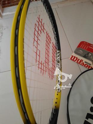 راکت تنیس مدل فرر+پک تور یدکی در گروه خرید و فروش ورزش فرهنگ فراغت در خراسان رضوی در شیپور-عکس3
