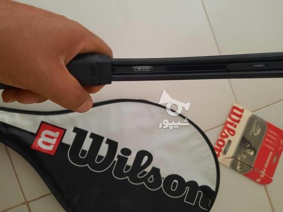راکت تنیس مدل فرر+پک تور یدکی در گروه خرید و فروش ورزش فرهنگ فراغت در خراسان رضوی در شیپور-عکس4