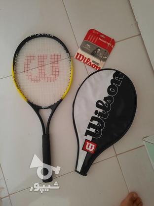 راکت تنیس مدل فرر+پک تور یدکی در گروه خرید و فروش ورزش فرهنگ فراغت در خراسان رضوی در شیپور-عکس2