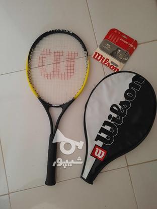 راکت تنیس مدل فرر+پک تور یدکی در گروه خرید و فروش ورزش فرهنگ فراغت در خراسان رضوی در شیپور-عکس1