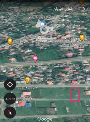 300 متر زمین رضوانشهر بامسبز پونل براول گلسار یک در گروه خرید و فروش املاک در گیلان در شیپور-عکس1