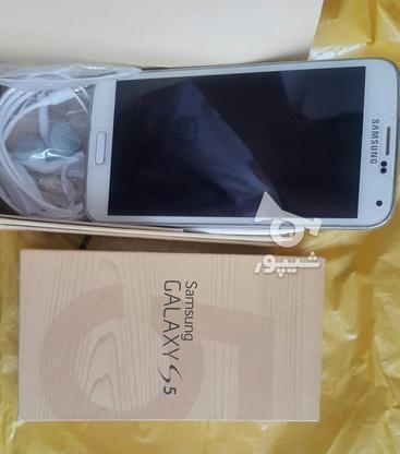 گوشی سامسونگ اس 5 (+ H) در گروه خرید و فروش موبایل، تبلت و لوازم در البرز در شیپور-عکس1