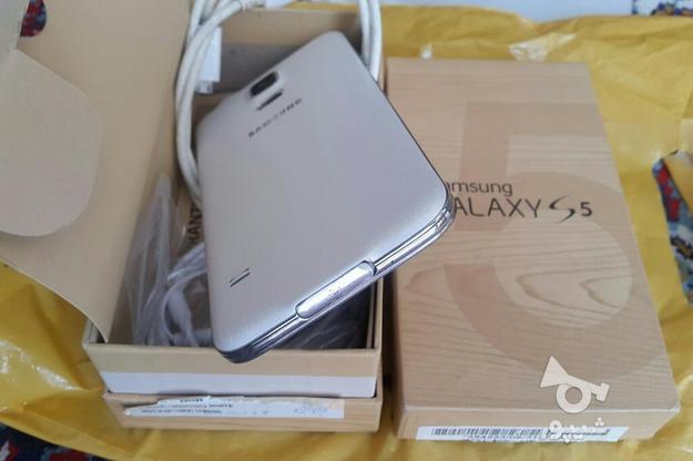 گوشی سامسونگ اس 5 (+ H) در گروه خرید و فروش موبایل، تبلت و لوازم در البرز در شیپور-عکس3
