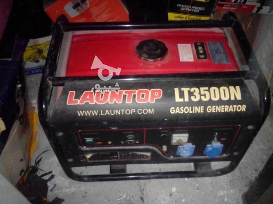 موتور برق بنزینی لانتاپ 3500 وات در گروه خرید و فروش صنعتی، اداری و تجاری در مازندران در شیپور-عکس2