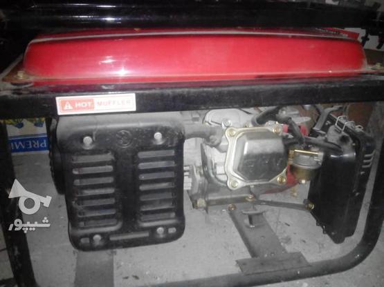 موتور برق بنزینی لانتاپ 3500 وات در گروه خرید و فروش صنعتی، اداری و تجاری در مازندران در شیپور-عکس3