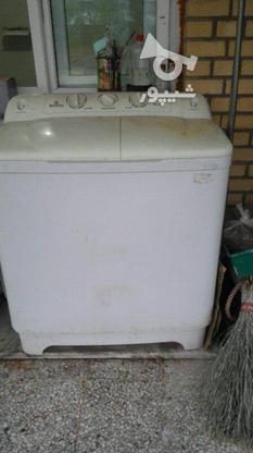 ماشین لباسشویی دوقلو در گروه خرید و فروش لوازم خانگی در البرز در شیپور-عکس4