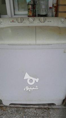 ماشین لباسشویی دوقلو در گروه خرید و فروش لوازم خانگی در البرز در شیپور-عکس1