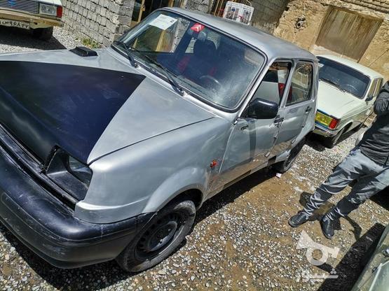 پی کی آخوندی نقره ای در گروه خرید و فروش وسایل نقلیه در آذربایجان غربی در شیپور-عکس3