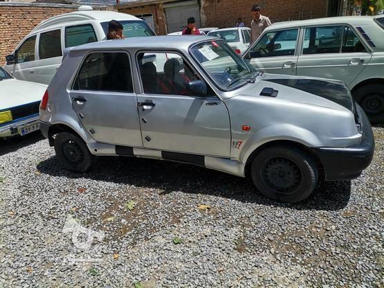 پی کی آخوندی نقره ای در گروه خرید و فروش وسایل نقلیه در آذربایجان غربی در شیپور-عکس2