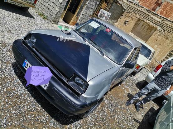 پی کی آخوندی نقره ای در گروه خرید و فروش وسایل نقلیه در آذربایجان غربی در شیپور-عکس1