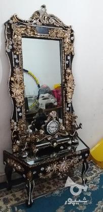 آینه وشمعدان نگین دارو شیک در گروه خرید و فروش لوازم خانگی در تهران در شیپور-عکس2