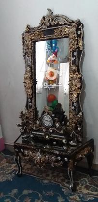 آینه وشمعدان نگین دارو شیک در گروه خرید و فروش لوازم خانگی در تهران در شیپور-عکس4