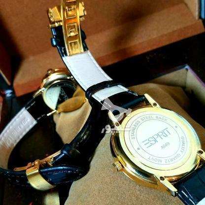 ساعت چرمی اسپریت صفحه خلوت در گروه خرید و فروش لوازم شخصی در تهران در شیپور-عکس3