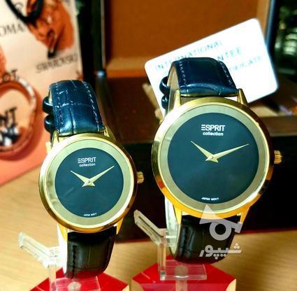 ساعت چرمی اسپریت صفحه خلوت در گروه خرید و فروش لوازم شخصی در تهران در شیپور-عکس5