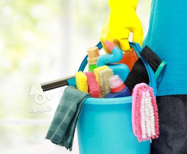 شرکت خدمات نظافتی هزاره تابان با فاکتور رسمی در گروه خرید و فروش خدمات و کسب و کار در گیلان در شیپور-عکس3