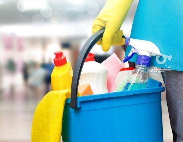 شرکت خدمات نظافتی هزاره تابان با فاکتور رسمی در گروه خرید و فروش خدمات و کسب و کار در گیلان در شیپور-عکس1